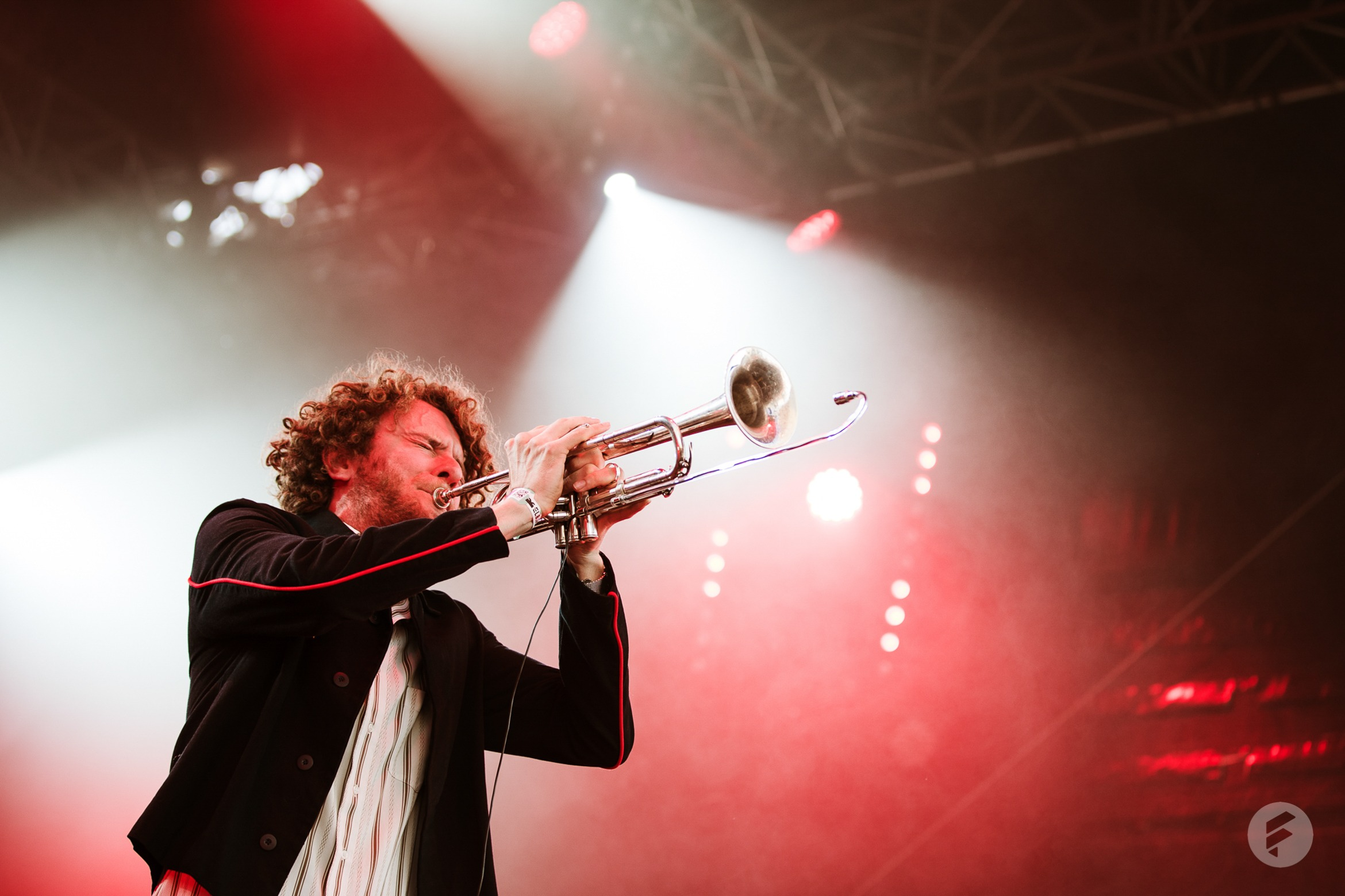 Jungle By Night beim Elbjazz 2019 in Hamburg. (stagr / Axel Schilling)